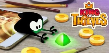 Взлом King of thieves на андроид [Читы]
