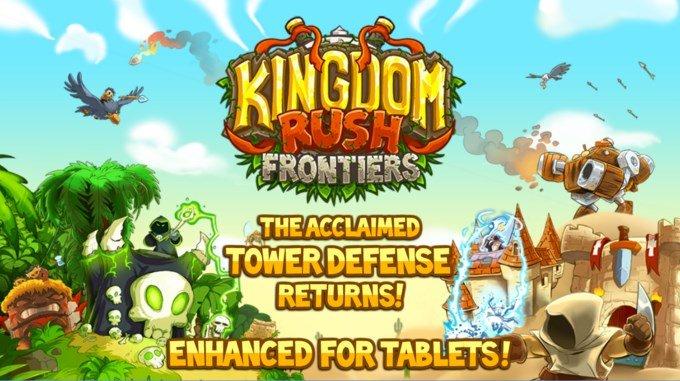 Kingdom rush frontiers скачать на андроид мод много денег