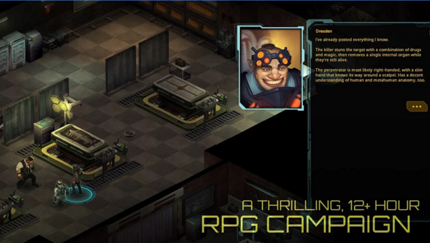 Скачать Shadowrun Returns читы на андроид