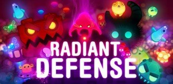Скачать Radiant Defense читы на Андроид