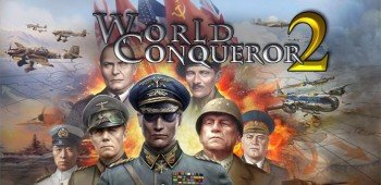 Скачать World Conqueror 2 взлом на Андроид