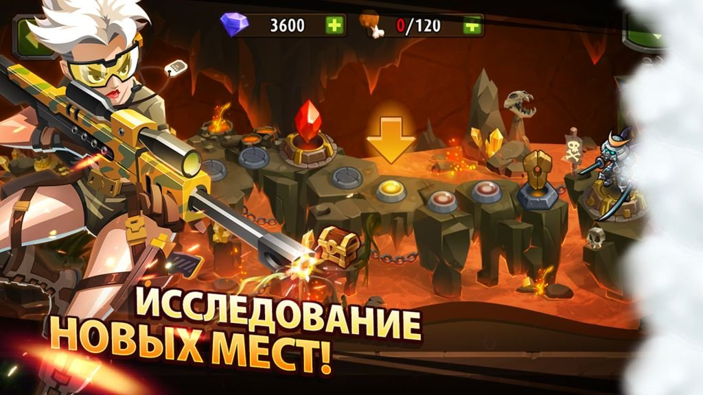 Magic Rush Heroes читы на андроид